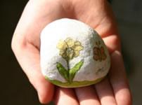 Muttertagsgeschenke zum selber basteln muttertag geschenke for Kieselsteine baumarkt